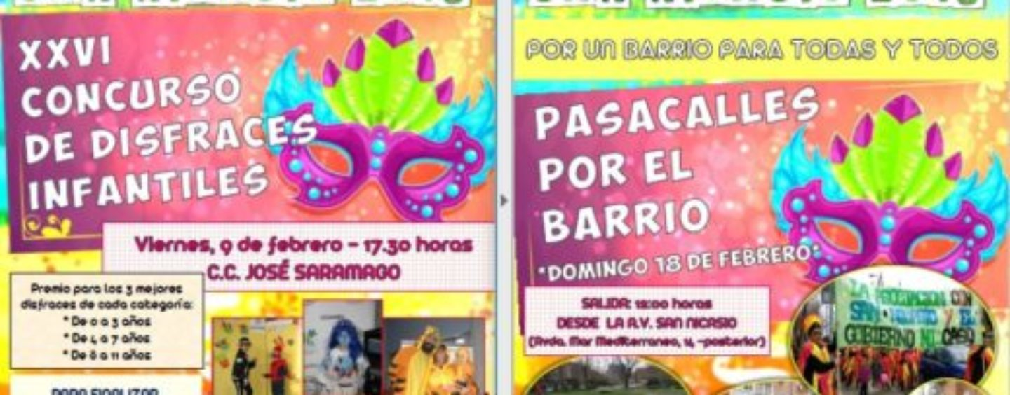 """<span class=""""entry-title-primary"""">AAVV San Nicasio Carnaval 2018</span> <span class=""""entry-subtitle"""">AAVV San Nicasio</span>"""