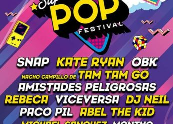 "<span class=""entry-title-primary"">Super Pop Festival</span> <span class=""entry-subtitle"">La Nueva Cubierta</span>"