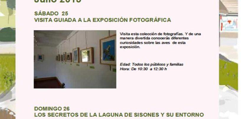 Actividades sábado 25 y domingo 26 en Polvoranca y Bosque Sur