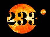 233 º