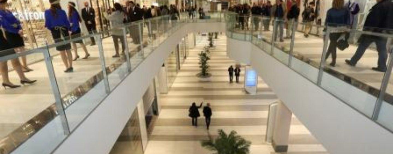 El centro comercial Sambil Outlet abre sus puertas en Leganés