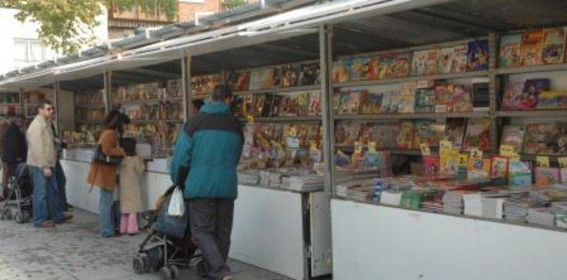 Este viernes abre sus puertas la Feria del Libro Antiguo, Viejo y de Ocasión de Leganés