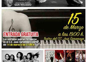 Actos Mujer 8 de marzo: Mujeres y Música