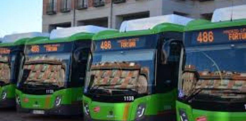 Habrá autobús a Poza del Agua y se amplía la 482 de Arroyo Culebro