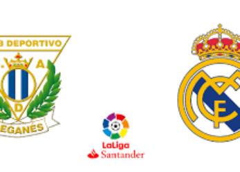 Leganés espera ante la visita del Madrid