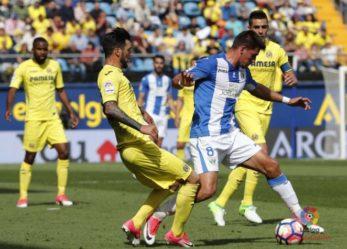 El Leganés pierde un valioso punto en el último minuto con un gol con la mano de Bakambu