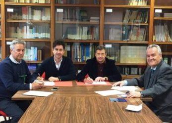 El Ayuntamiento firma un convenio dotado con 102.000 euros para la mejora del Polígono Industrial de Butarque