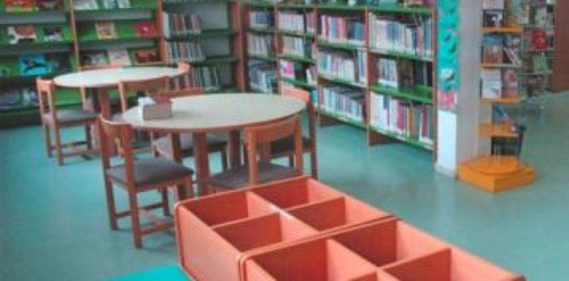 Actividades en las bibliotecas de Leganés. Octubre 2018