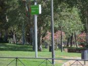 El Ayuntamiento cierra todos los parques de Leganés durante el día de hoy debido a las condiciones meteorológicas adversas previstas