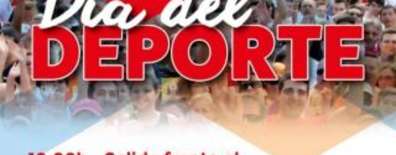 Leganés vivirá una gran fiesta del deporte con la práctica de 29 disciplinas y la celebración de la XXXVII Carrera Popular