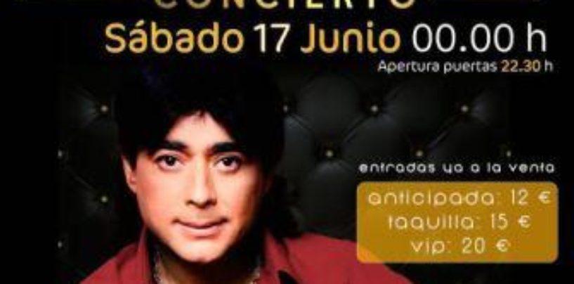 Concierto Tijeritas el 17 de junio