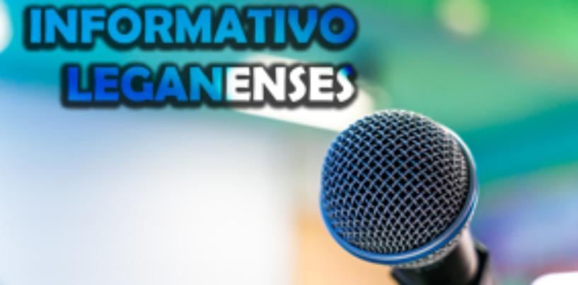 Informativo Leganenses: Entrevista a Santiago Llorente alcade de Leganés 26/6/2017