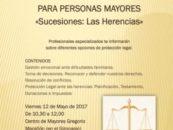 El Ayuntamiento de Leganés programa una Jornadas de protección legal para mayores
