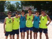 Información Club Voleibol Leganés: Comenzó el circuito de voley playa