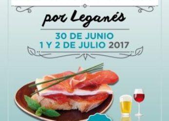 Leganés inicia el verano 'De Tapeo', nueva iniciativa del Ayuntamiento de apoyo a los comercios de hostelería de la ciudad
