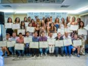 32 jóvenes desempleados de Leganés finalizan el programa de formación e inserción laboral de Parquesur