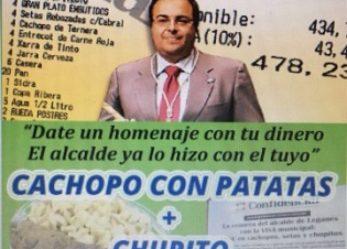 Jornada Gastronómica del Cachopo en la caseta de fiestas de ULEG de La Fortuna