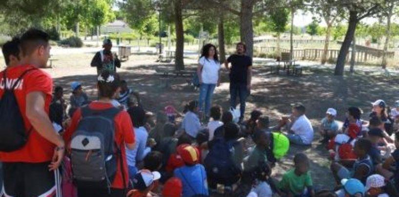 Primer encuentro de jóvenes hacia la convivencia intercultural en Leganés