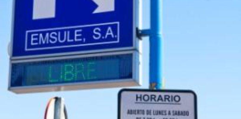 EMSULE pone a disposición de los vecinos de Leganés cerca de 600 plazas de aparcamiento
