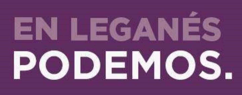 Podemos Comunidad de Madrid sobre el partido político Leganemos