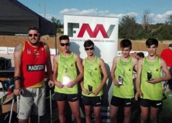 Información del Club Voleibol Leganés: Trabajando duro en la arena