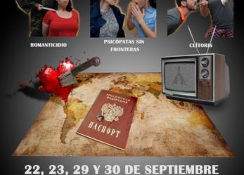 "1ª Muestra De Microteatro ""12+1"", en Leganés"