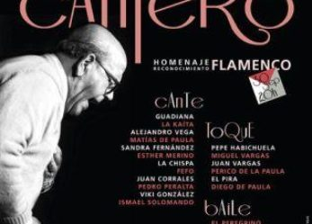 El Teatro José Monleón acoge este sábado un homenaje al cantaor Juan Cantero