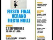 Fiesta Holli final de verano por Save the Children