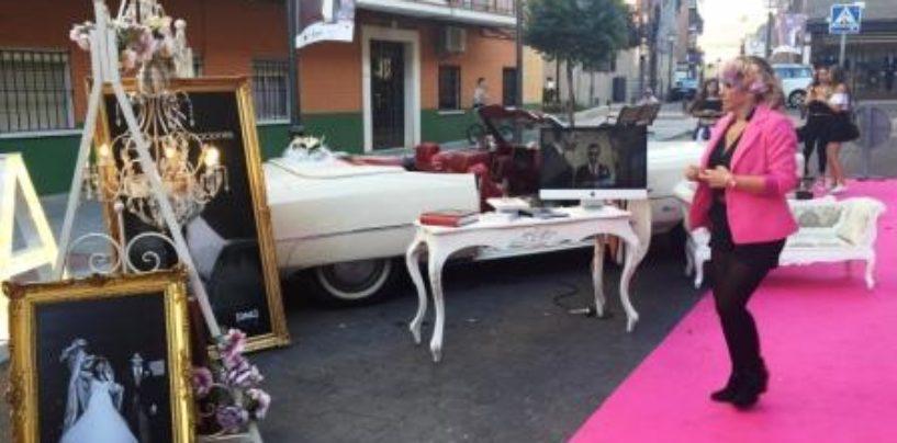 54 comercios participan mañana en el gran evento nupcial 'Leganés se casa'