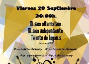 Premier Fest Encuentro de asociaciones de jóvenes en Leganés viernes 29