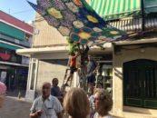 La Fortuna vivirá una gran jornada con el programa 'A pie de calle', que llevará un mercadillo y Ruta de la Tapa al barrio