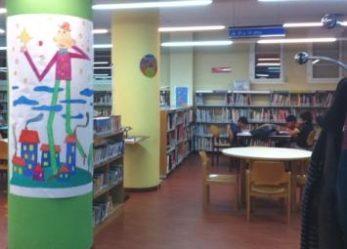 Actividades en bibliotecas en octubre 2017