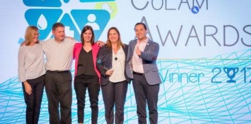 Sonepar Ibérica gana el Premio internacional COLAM Shareholders' Choice por Construyendo Futuro