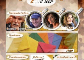 Evento cultural en Leganés – E L I J 1.0