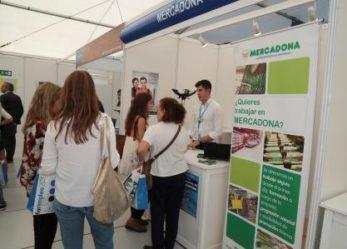 El Campus de Leganés acoge un año más la Feria Forempleo de la Universidad Carlos III