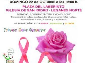 Te esperamos, Día Mundial contra el cáncer de mama