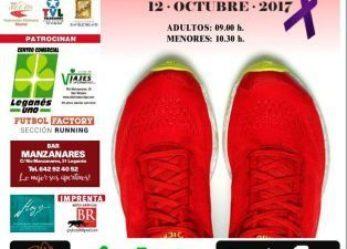 """Carrera """"contra la violencia machista"""" el próximo 12 de octubre"""