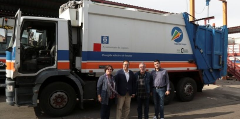 El Ayuntamiento refuerza su labor de cooperación con el Sáhara con el envío de una nueva comisión médica y un camión de recogida de residuos