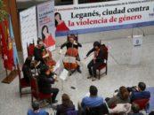 Leganés se une para enviar un gran mensaje el próximo 25 de noviembre, Día Internacional de la Eliminación de la Violencia Contra la Mujer
