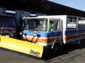 El Ayuntamiento de Leganés, preparado con un Plan de Inclemencias Meteorológicas para actuar ante incidencias en la ciudad