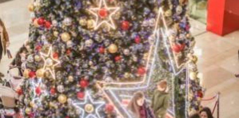 Parquesur inaugura la Navidad con mágicas actividades para toda la familia