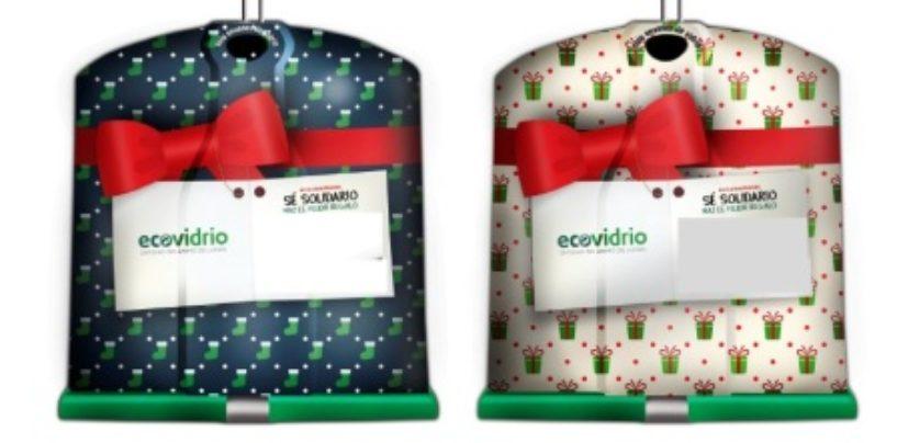 """Ecovidrio pone en marcha en Leganés la campaña """"Sé solidario, haz el mejor regalo"""" durante las Fiestas de Navidad"""