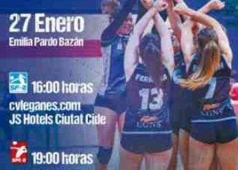 Superliga Voleibol sábado 27 de enero