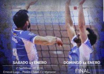 Leganés se afianza como referencia del voleibol nacional y acogerá la XI Copa Príncipe