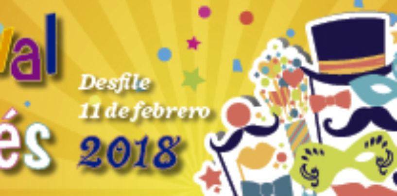 Carnavales Leganés 2018