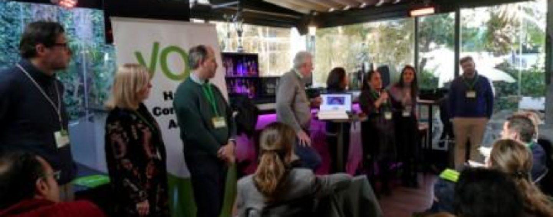 Beatriz Tejero nombrada Vicesecretaria de Formación de VOX Madrid