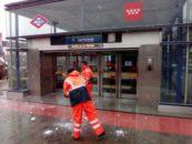 El Ayuntamiento de Leganés activa el Plan de Inclemencias Meteorológicas para prevenir el temporal de frío y nieve