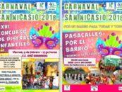 AAVV San Nicasio Carnaval 2018