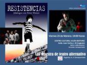 Obra de teatro Resistencias