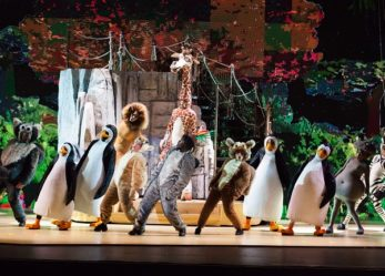 Madagascar El Musical, celebra su llegada a España  con una actuación exclusiva en Parquesur